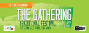The Gathering Festival with Buttons and Bows @ INEC Killarney | Killarney | County Kerry | Ireland