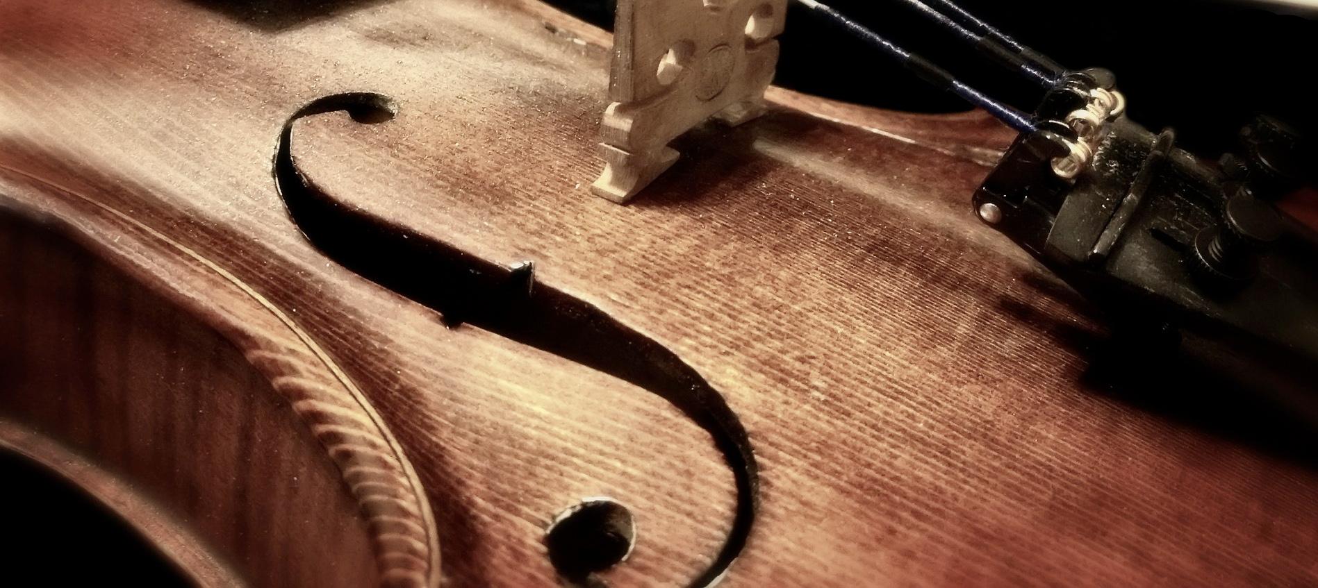 Manus McGuire Fiddle