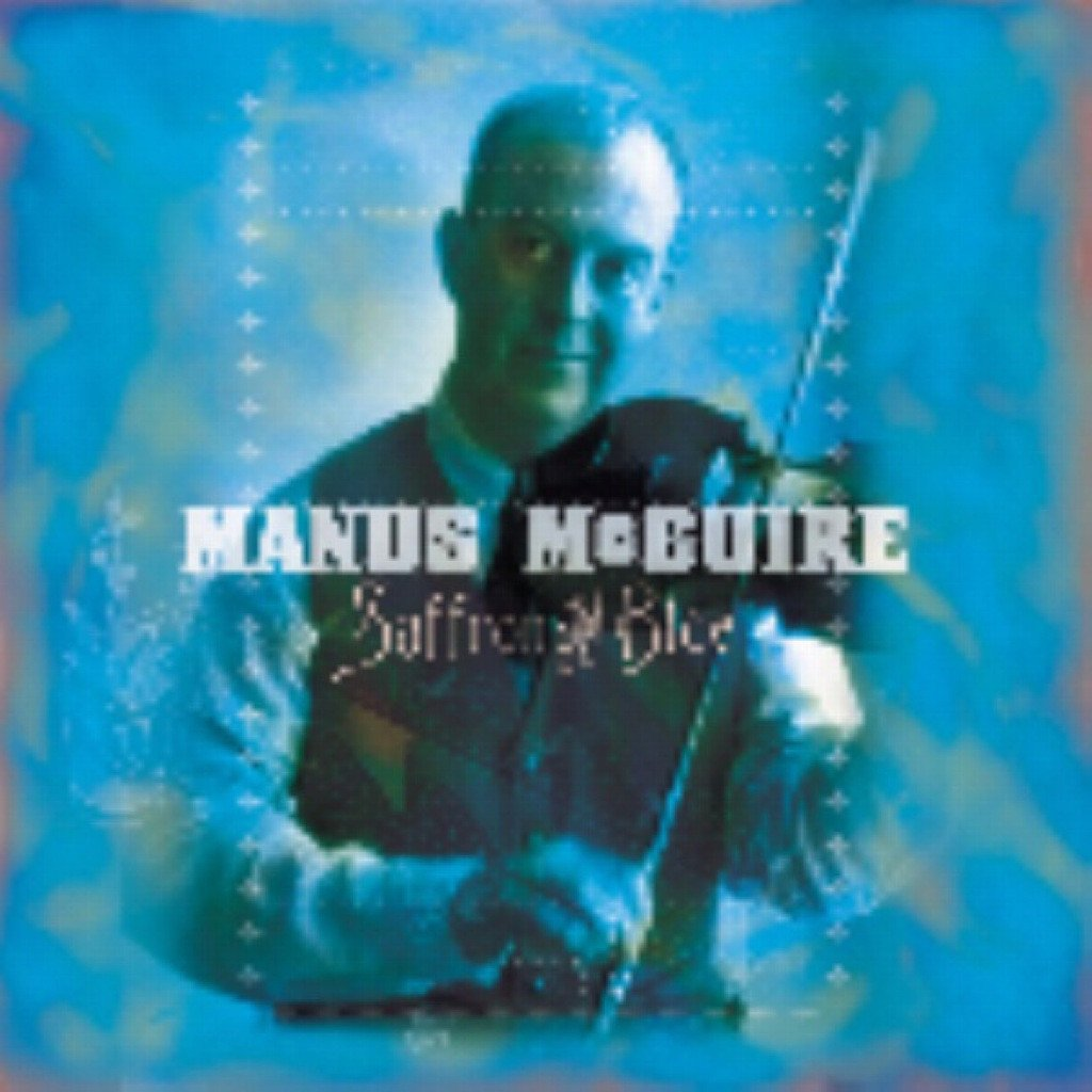 Saffron and Blue :Manus McGuire