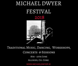 Michael Dwyer Festival @ Allihies | County Cork | Ireland