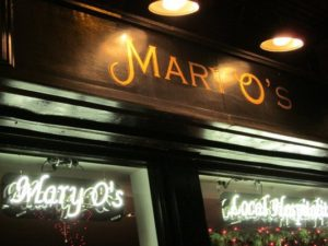 Mary O's, NYC @ Mary O's | New York | New York | United States