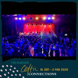 Celtic Connections 2020 : The Big Fling @ Glasgow Royal Concert Hall | Scotland | United Kingdom